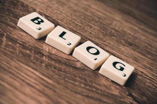 Extrajobb när man bloggar