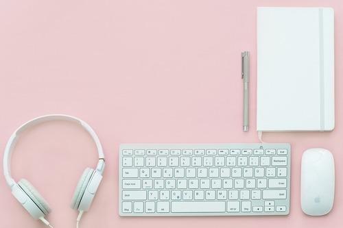 Blogga från kontoret